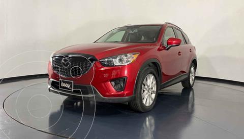 Mazda CX-5 2.0L i Sport usado (2015) color Rojo precio $249,999