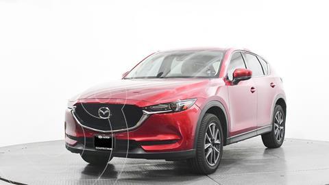 Mazda CX-5 2.5L S Grand Touring usado (2018) color Rojo precio $437,290