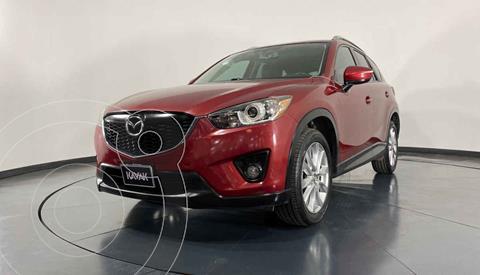 Mazda CX-5 2.0L i Grand Touring usado (2015) color Rojo precio $282,999
