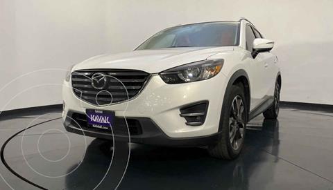 Mazda CX-5 2.5L S Grand Touring 4x2 usado (2017) color Blanco precio $327,999