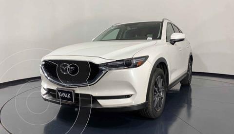 Mazda CX-5 2.0L i Grand Touring usado (2018) color Blanco precio $394,999