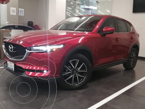 Mazda CX-5 2.0L i Grand Touring usado (2018) color Rojo precio $390,000