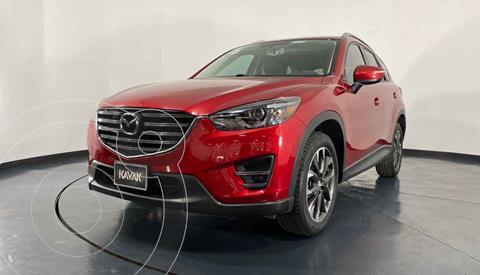 Mazda CX-5 2.5L S Grand Touring 4x2 usado (2017) color Rojo precio $344,999