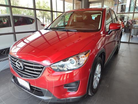 Mazda CX-5 2.0L i usado (2016) color Rojo precio $270,000