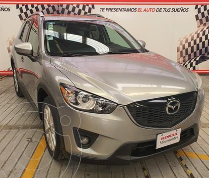 Mazda CX-5 2.0L i usado (2015) color Gris Meteoro financiado en mensualidades(enganche $132,500 mensualidades desde $4,758)