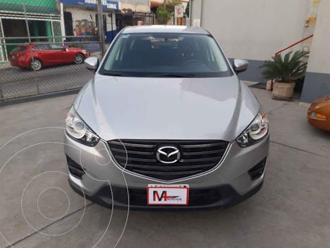 Mazda CX-5 2.0L i usado (2015) color Plata precio $245,000