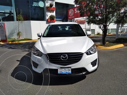 Mazda CX-5 2.0L i usado (2016) color Blanco Cristal precio $225,000
