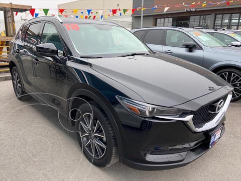 Mazda CX-5 2.5L S Grand Touring 4x2 usado (2018) color Negro precio $370,000