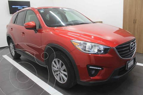 Mazda CX-5 2.0L i Sport usado (2016) color Rojo precio $310,000