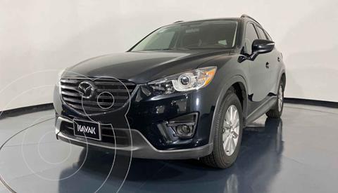 Mazda CX-5 2.0L i Sport usado (2017) color Negro precio $299,999