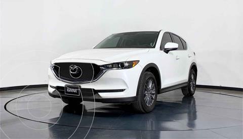 Mazda CX-5 2.0L i Sport usado (2018) color Blanco precio $389,999