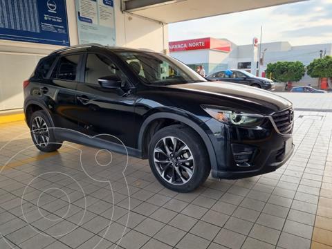 Mazda CX-5 2.5L S Grand Touring 4x2 usado (2017) color Negro precio $349,900