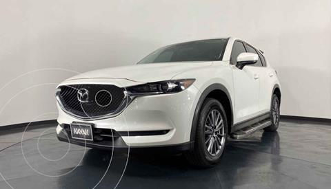 Mazda CX-5 2.0L i Sport usado (2018) color Blanco precio $359,999