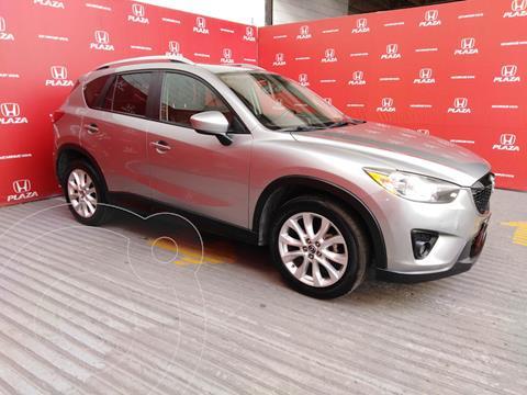 Mazda CX-5 2.0L i Grand Touring usado (2013) color Plata Dorado precio $209,000