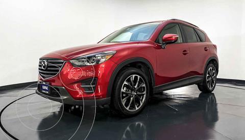Mazda CX-5 2.0L i Grand Touring usado (2015) color Rojo precio $297,999