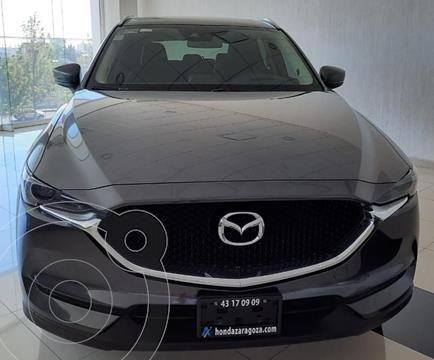 Mazda CX-5 2.5L T Signature usado (2019) color Gris Oscuro precio $470,000