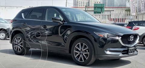 Mazda CX-5 2.5L S Grand Touring 4x2 usado (2018) color Negro precio $393,990