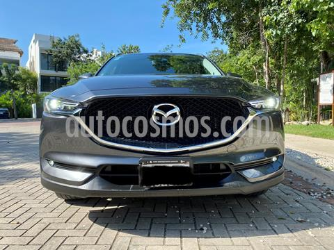 Mazda CX-5 2.5L S Grand Touring 4x2 usado (2019) color Gris precio $405,000