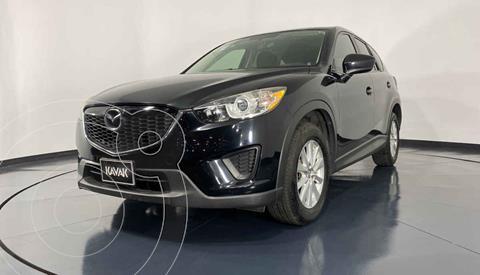 Mazda CX-5 2.0L i Sport usado (2015) color Negro precio $209,999