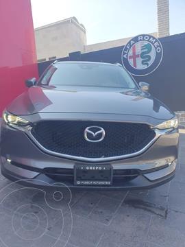 Mazda CX-5 2.5L T Signature usado (2019) color Gris Oscuro precio $495,000