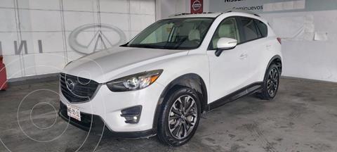 Mazda CX-5 2.0L i Grand Touring usado (2016) color Blanco precio $260,000