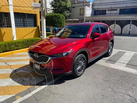Mazda CX-5 2.0L i Sport usado (2018) color Rojo precio $299,900