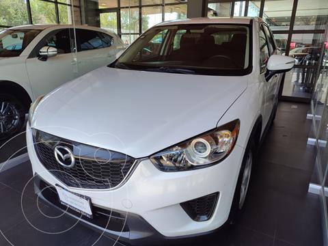 Mazda CX-5 2.0L i usado (2015) color Blanco Cristal precio $252,000