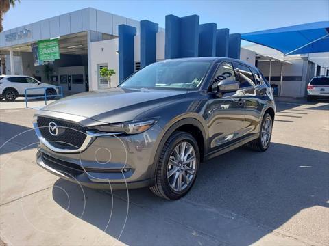 Mazda CX-5 s Grand Touring usado (2020) color Gris precio $485,000