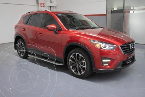 Mazda CX-5 2.5L S Grand Touring 4x2 usado (2016) color Rojo precio $359,900