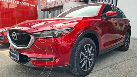 foto Mazda CX-5 2.0L i Grand Touring usado (2018) color Rojo precio $399,000