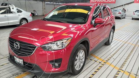 Mazda CX-5 2.5L S Grand Touring 4x2 usado (2017) color Rojo precio $280,000