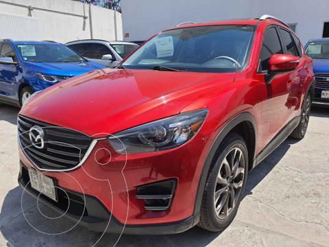 Mazda CX-5 2.5L S Grand Touring 4x2 usado (2016) color Rojo precio $268,000