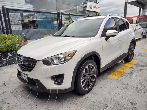 Mazda CX-5 2.0L i Grand Touring usado (2016) color Blanco precio $305,000