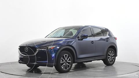 Mazda CX-5 2.5L S Grand Touring usado (2018) color Azul Marino precio $416,500