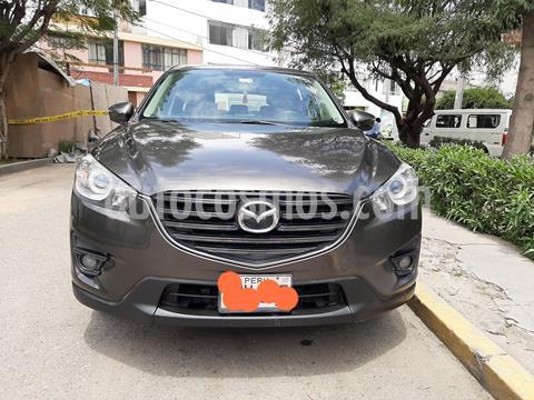 Mazda CX-5 2.0L GS Core  usado (2016) color Gris precio u$s17,500