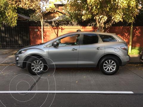 Mazda CX-7 2.5 Cuero EAT  usado (2012) color Plata precio $10.000.000