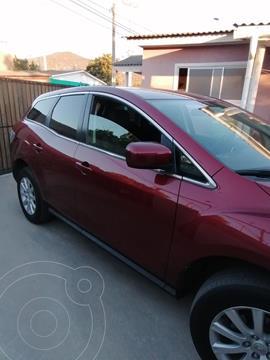 Mazda CX-7 R 2.5 5EAT  usado (2013) color Rojo Burdeos precio $9.600.000