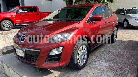 Mazda CX-7 5P SPORT AUT I 2.5L usado (2012) color Rojo precio $189,000