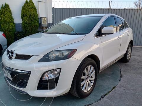 Mazda CX-7 i Sport 2.5L usado (2012) color Blanco Cristal precio $175,000