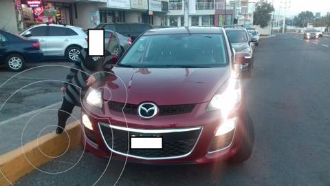 Mazda CX-7 Grand Touring AWD usado (2012) color Rojo precio $160,000