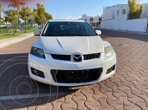 Mazda CX-7 Grand Touring usado (2007) color Blanco precio $105,000
