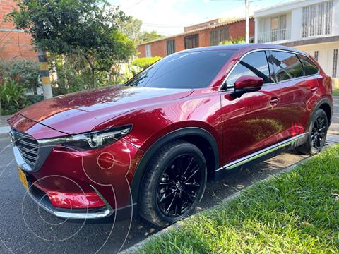 Mazda CX-9 Grand touring LX usado (2019) color Rojo precio $135.000.000