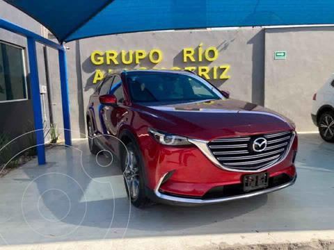 Mazda CX-9 i Signature AWD usado (2019) color Vino Tinto precio $598,000