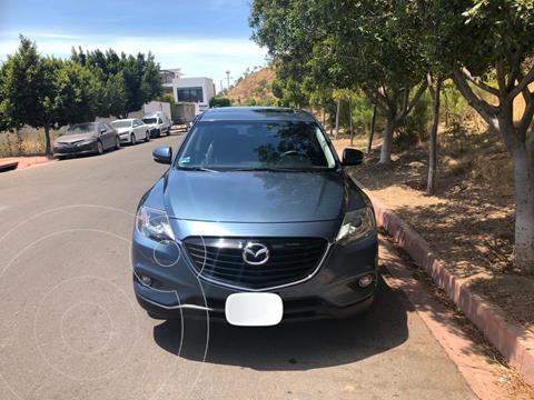 Mazda CX-9 Grand Touring AWD usado (2015) color Azul precio $300,000