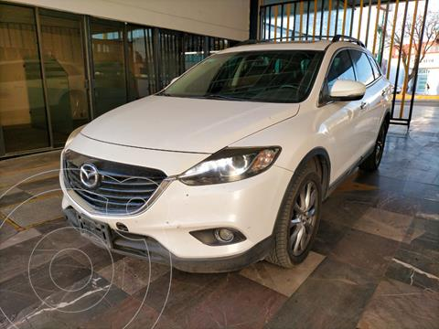 Mazda CX-9 Grand Touring usado (2015) color Blanco precio $280,000