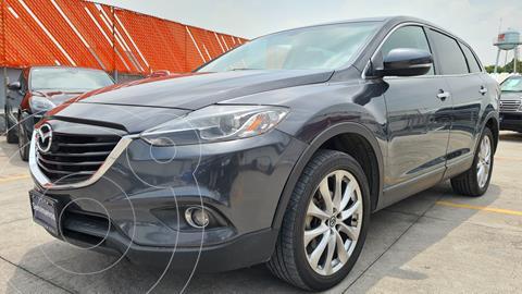 Mazda CX-9 Touring usado (2014) color Gris Delfin precio $249,000