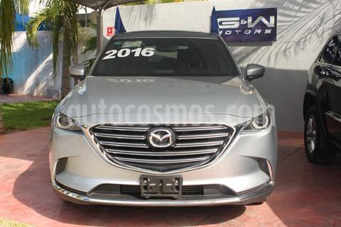 Mazda CX-9 Grand Touring AWD usado (2016) color Gris precio $530,000
