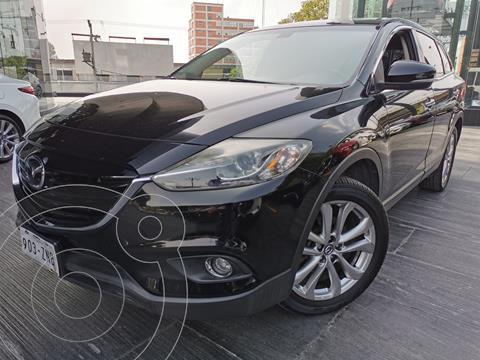 Mazda CX-9 Grand Touring usado (2013) color Negro precio $225,000