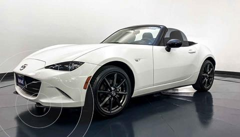 Mazda MX-5 i Sport usado (2017) color Blanco precio $312,999