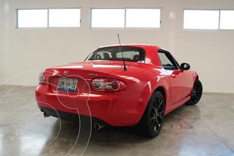 Mazda MX-5 GRAND TOURING CONVERTIBLE AT usado (2015) color Rojo precio $300,000